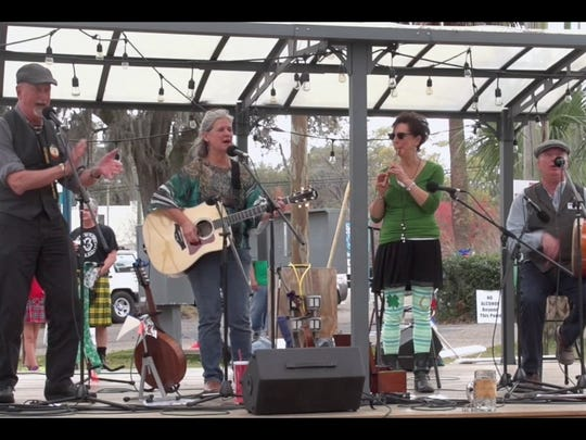 Roisin Mo Chroi will perform once more at this year's St. Patrick's Day Festival on Saturday, March 17.