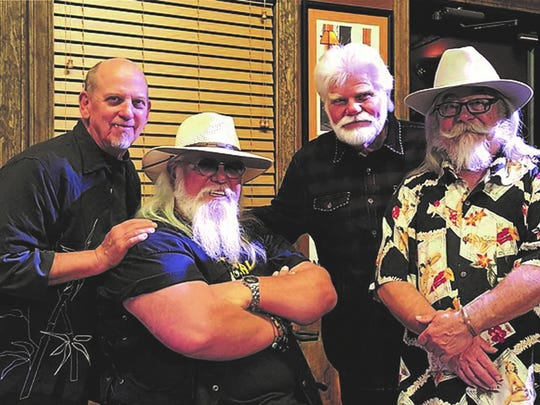 Mike Pritchard and the Sultans of the Sacramentos will hit the stage to benefit local musicians.