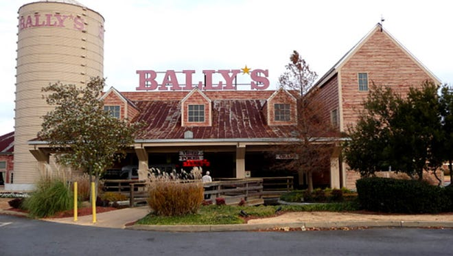 Martin Bass was arrested for child neglect at Ballys Casino in Tunica