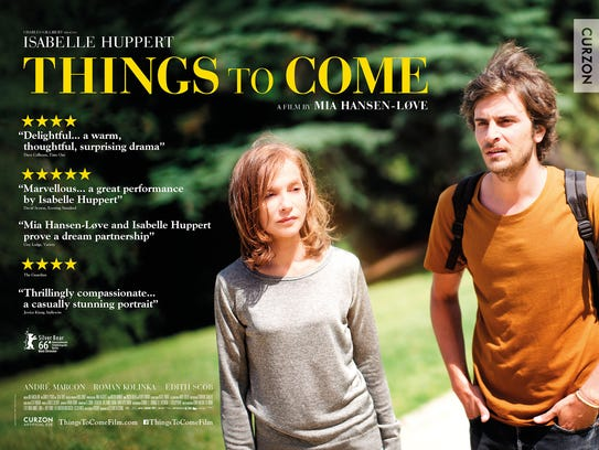 """The movie poster for """"Things to Come."""""""