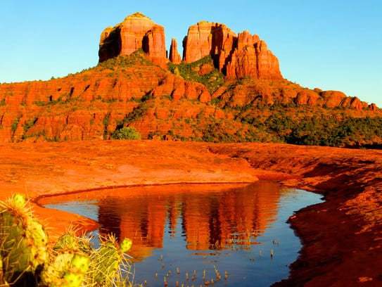 The red-rock views of Sedona make it one of Arizona's