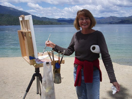Whiskeytown's beaches and other settings will provide