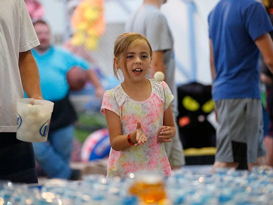 Rides, music, food and fun for all ages can be found at Celebrate Waupun beginning June 29, 2018.