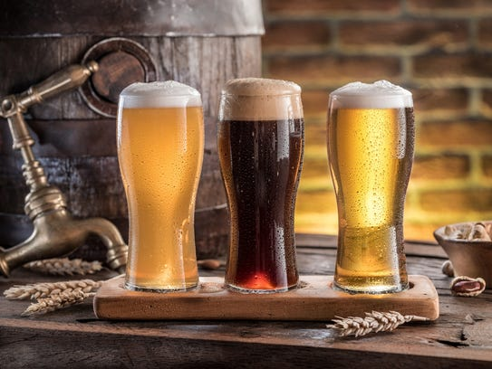 Monmouth and Ocean counties reported higher rates of binge drinking.