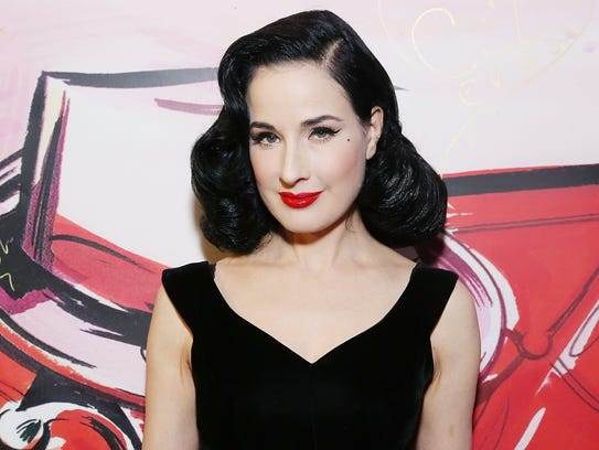 Dita Von Teese will perform May 19 at Old National
