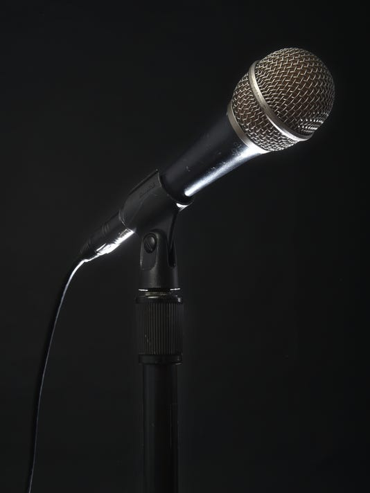 Microphone 1 Stock