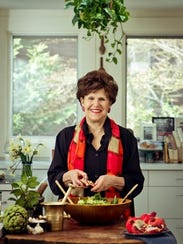 Joan Nathan will be at Zingerman's Roadhouse for a