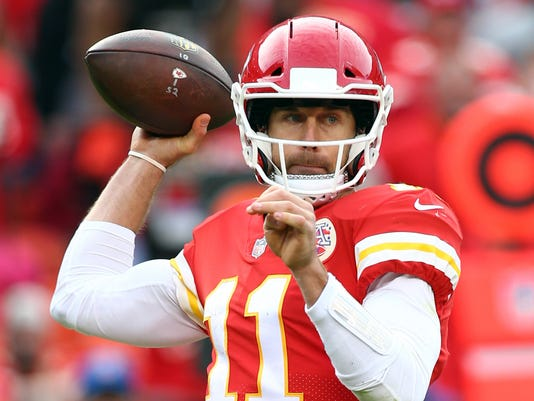 USP NFL: BUFFALO BILLS AT KANSAS CITY CHIEFS S FBN KC BUF USA MO