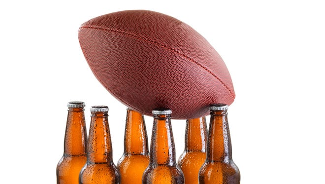 The Super Bowl presents a craft beer matchup between Colorado and Carolina
