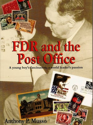 """""""FDR and the Post Office,"""" by Anthony Musso. The author will host a talk about the book Feb. 22."""