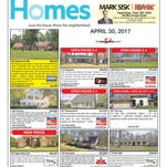 Homes section for April 30