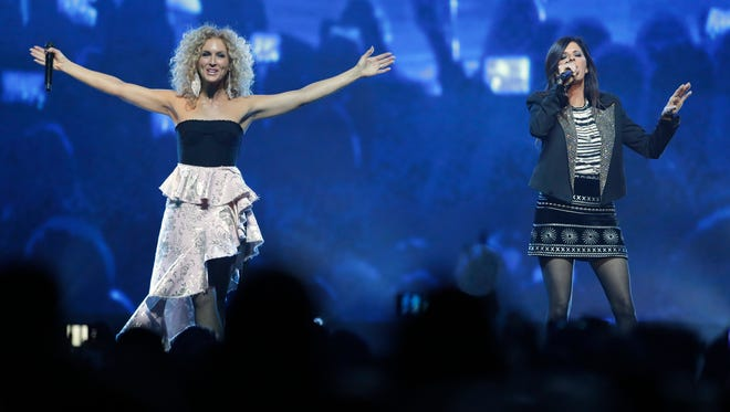 Little Big Town, Kacey Musgraves and Midland perform March 15, 2018 at Resch Center in Ashwaubenon. Sarah Kloepping/USA TODAY NETWORK-Wisconsin