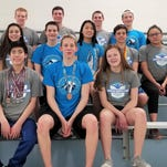 Spartan Aquatic Club sparkles at sectional, state swim meets