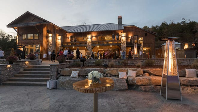 The Gathering Hall is an event and banquet space that seats up to 312 people.