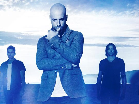 Daughtry plays Aug. 6 at the Silver Legacy Resort Casino.