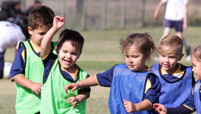 The Deming Youth Soccer League is preparing to register players for its 2018 fall season. Children ages 4 to 14 are eligible to play.