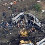 Amtrak derailed Tuesday night.