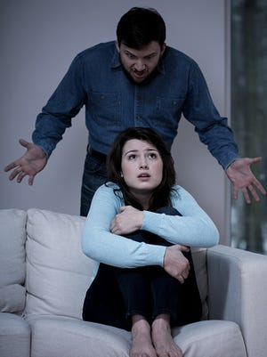 Verbal abuse is when negative statements are made to a victim with the intent of causing the victim emotional distress.