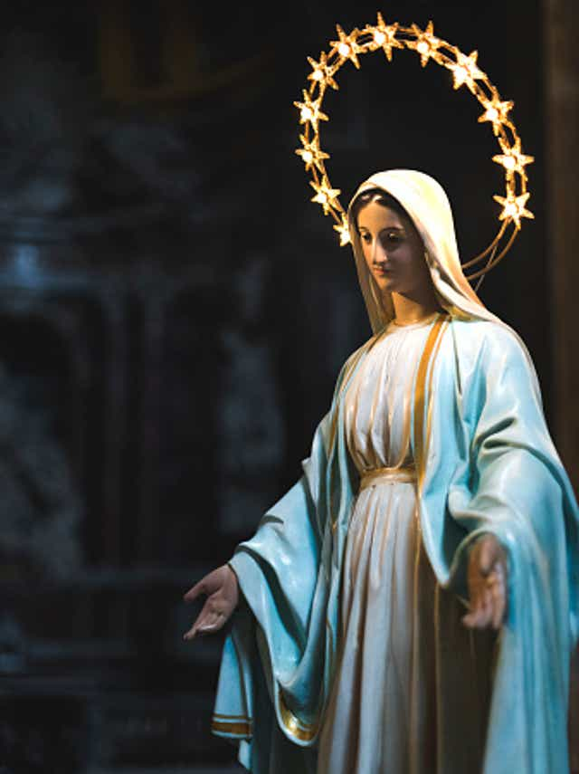 Virgin Mary Feast Day What New Day Means To Phoenix Catholics