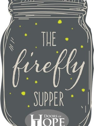 Chefs from Mafiaoza's and Five Senses team for the Firefly Supper, benefiting Doors of Hope.