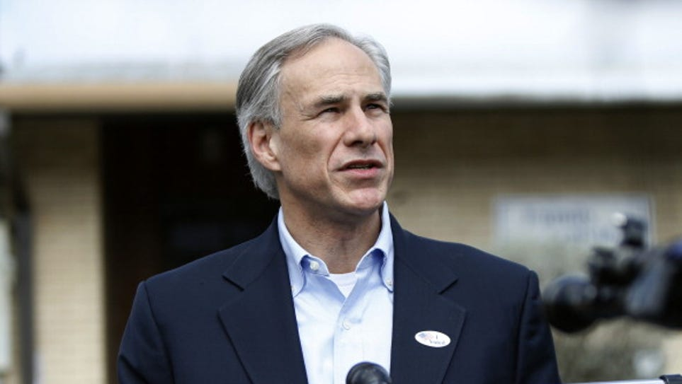 AUSTIN, TX - MARCH 4: Republican candidate for governor,