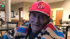 Navajo Code Talker Samuel Tom Holiday dies in Utah at age 94