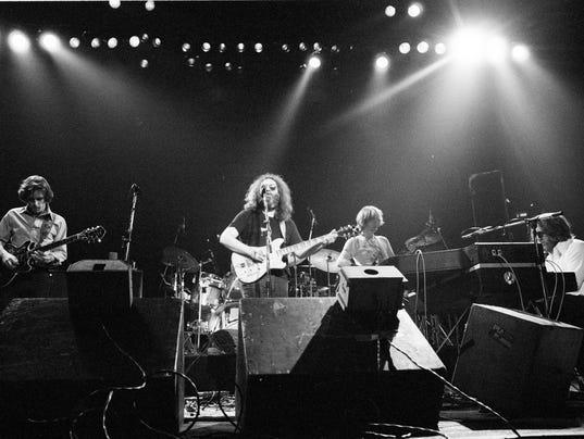 Grateful Dead Concert