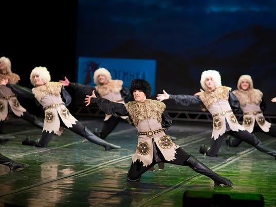 Lezginka State Dance Company
