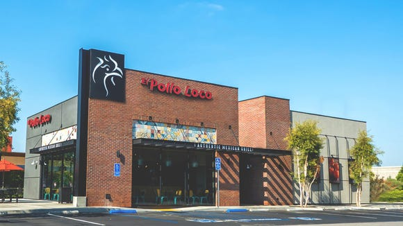 El Pollo Loco plans to open two Lafayette locations by 2018.