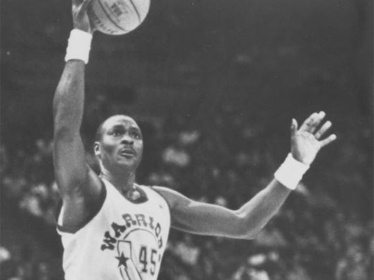 Purvis Short was Jackson State's alltime leading scorer before moving on to a very good NBA career.