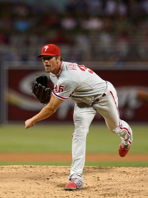 Cole Hamels has four years and $96 million remaining on his contract.