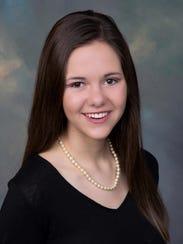 Jillian Koch, the daughter of Dan and Jane Koch of