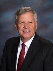 LCNB CEO Steve Foster