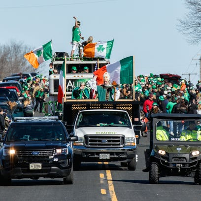 Photos: Town of Erin hosts 38th annual St. Patrick's Day Parade