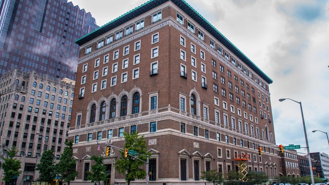 The Indianapolis Athletic Club building has a rich history.