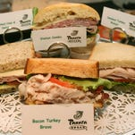 Panera Bread | Kids can choose from a variety of salads ($4.69); sandwiches like smoked ham or turkey ($4.19); and soups such as broccoli Cheddar ($4.29) and creamy tomato ($4.29). | Details: 9995 W. McDowell Road, Avondale. 623-889-6313. Other locations at panerabread.com.
