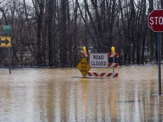 Severe Weather Michigan Flooding