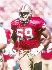 Delaware State University's Rod Milstead won a ring with the San Francisco 49ers in Super Bowl XXIX.