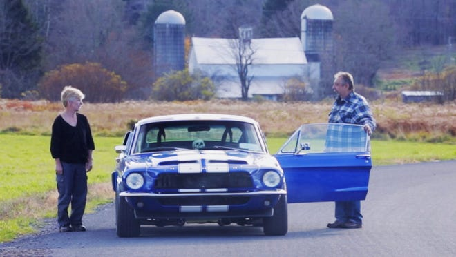 """How far would you go to restore a '68 Mustang? Find out in """"Demon on Wheels"""""""