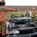 PHOTOS: Oregon firefighters hold training course in Salem