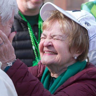 Pinckney's 2018 St. Patrick's Day parade provides Irish enjoyment
