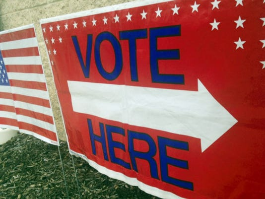 voting-sign