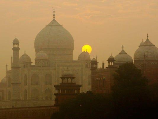 India Taj Mahal_Hard