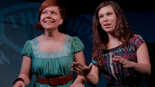 Improv group Cascade will visit San Angelo's Be Theatre for workshops and performances.