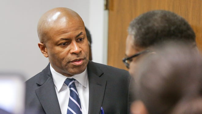 Vop Osili replaced Stephen Clay as City-County Council president Monday.