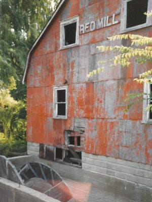 The Old Red Mill in Milford.