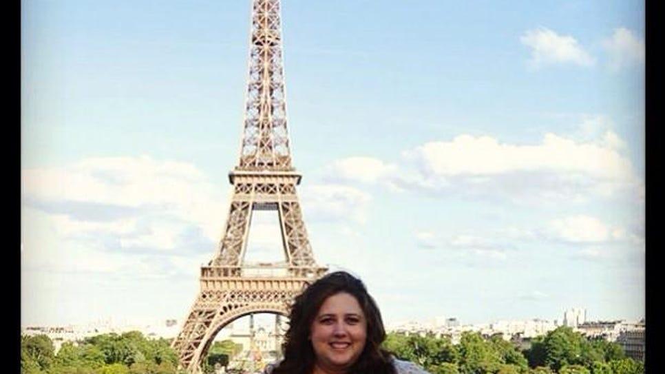 Eiffel tower Michelle