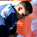 Marcus Mariota will not play against Falcons
