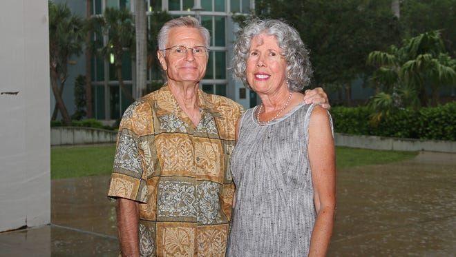 Vero Beach residents John and Barbara Ferrera recently committed to making a $500,000 donation to FAU Harbor Branch Oceanographic Institute, specifying it as an endowment to fund the lecture series.