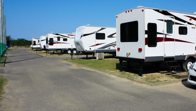By executive order, City Manager Greg Doyon on Friday suspended a city code that prohibits residing in an RV on private property or public right of way.